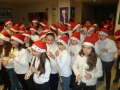 Manifestazioni natalizie - Concerto di Natale - Secondaria I grado e Primaria 2014-2015