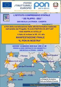 manifesto 5 europa